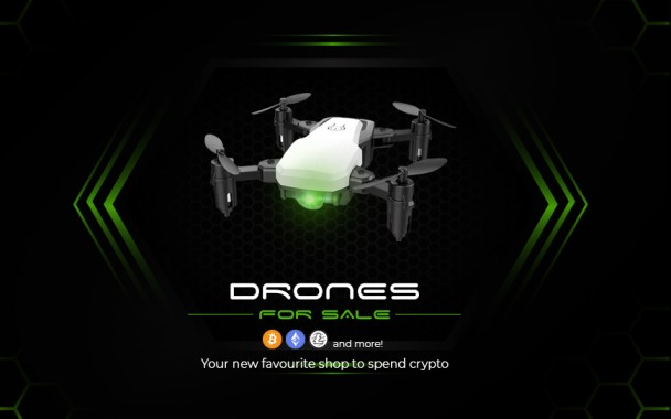 Click to see the latest Drones for sale on Gipsybee.com