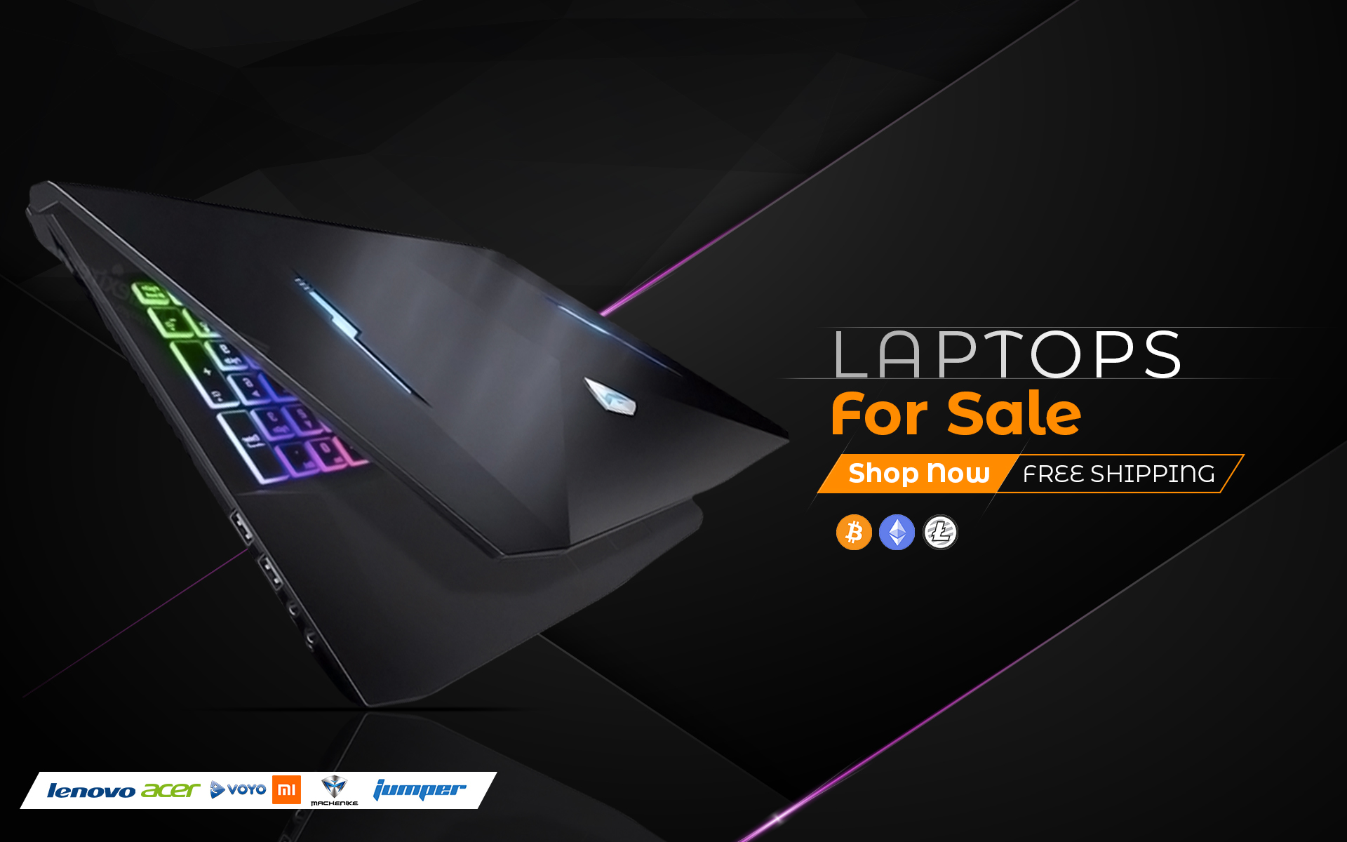 Click to see the latest laptops for sale on Gipsybee.com